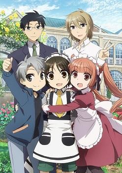 TVアニメ「少年メイド」キャスティング協力